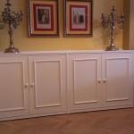 Aparador mueble lacado